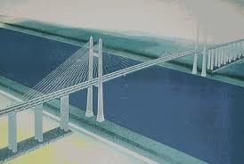 Suspensi Cable Stay Bridges / Steel Truss Bridge / Rigid Frame Bridge